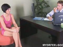 Stunning whore jayden sucks dr. feelgood