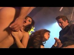 Sizzling hot fourway pusy pounding encounter
