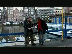 Hot amsterdam hooker gets fucked by tourist
