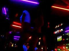 Julieskyhigh dancing with a hooker in thailand