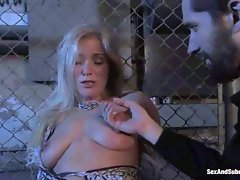 Dia Zerva is a pretty blonde with natural tits and