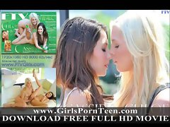 Cassie and Chloe sweet girls pussy