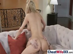 Hardcore Sex With Hot Busty Wife clip-09