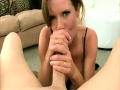 Hot mature babe goes crazy on my cock