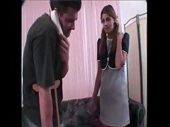 Teen schoolgirl abused