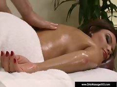 Dirty Masseur - Horny masseuses handobs and get fucked 19