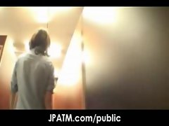 Public Sex in Japan - Asian Teens Exposed Outdoor 26