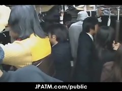 Public Sex in Japan - Asian Teens Exposed Outdoor 21