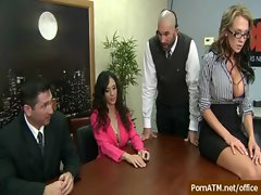 Sexy Busty Secretary Banged in Office - Big Tits at Work 04
