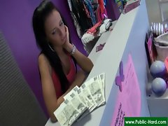 Public Pickups - Nude Czech Girls Get Paid For Public Sex Acts 18