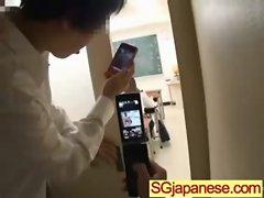 Teen Asian Schoolgirl Get Bang Hard clip-31