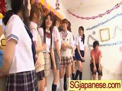Teen Asian Schoolgirl Get Bang Hard clip-12