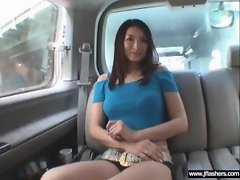 Asians Flashing Body And Getting Bang clip-41