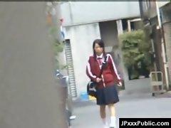 PublicSex in Japan - Asian Teens Exposed Outdoor 21
