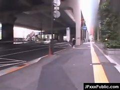 PublicSex in Japan - Asian Teens Exposed Outdoor 30
