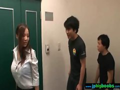 Sexy Big Tits Japanese Get Hot Sex movie-04