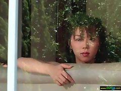 Outdoor Sexy Japanese Get Hard Sex movie-01