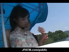 Public Sex in Japan - Asian Teens Exposed Outdoor 23