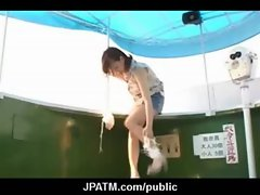 Public Sex in Japan - Asian Teens Exposed Outdoor 24