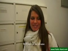 Public Pickups - Nude Czech Girls Get Paid For Public Sex Acts 02