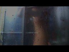 Ivanas butt movie in the shower