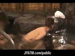 Public Sex in Japan - Asian Teens Exposed Outdoor 12