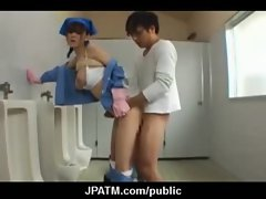 Public Sex in Japan - Asian Teens Exposed Outdoor 03