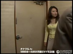 Japanese Naughty Wife  fucking cute sex toy Bukkake Blowjobs creampie