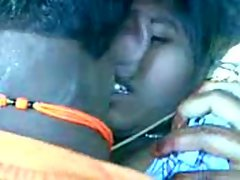 3 Police force a guy to sex with Lady in Jungle
