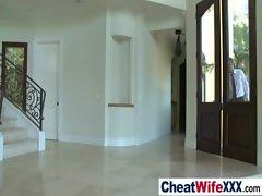 Nasty Wife Cheat And Fuck Hard movie-24