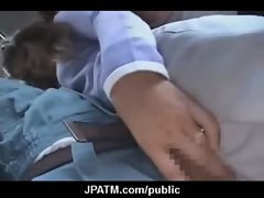 Public Sex in Japan - Asian Teens Exposed Outdoor 22