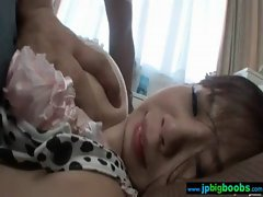 Big Juggs Asian Girl Get Fucked Hard movie-06