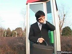 Sexy Teen Japanese Flashing Body In Public movie-03