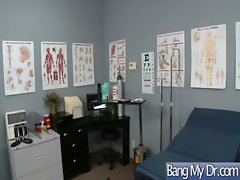 Girl Get Fucked Hard In Doctor Office movie-36