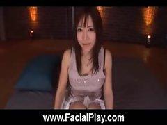 Bukkake Now - Sexy Japanese Babes Facial Cumshots 09