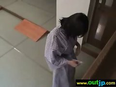 Outdoor Sex Is What Asian Girl Like movie-28