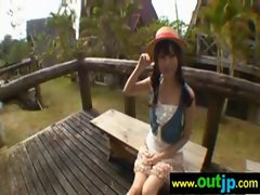 Outdoor Sex Is What Asian Girl Like movie-23