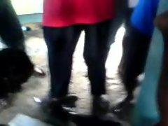 Ebony Get Fucked In Public