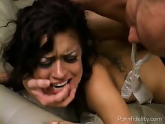 Fantasy Wedding Night With Eva Angelina