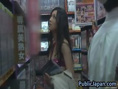 Haruka sasai real asian doll has public place intercourse 1