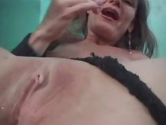 Gilf Daleena Dancer Grey haired slut