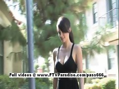 Victoria Amazing Teenage Blonde Masturbating