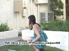 Zeba Amazing Babe Stripp Outdoor