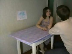 LiveSex.com - Blindly in the kitchen