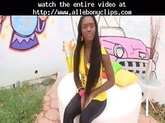 Sierra Banxxx Anal  black ebony cumshots ebony swallow interracial african ghetto bbc