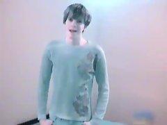 Cute little Joey Jerks Off free gay gay video