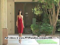 Laela lovely Amateur Schoolgirl Naked