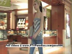 Alexa lovely Amateur Sexy Blonde