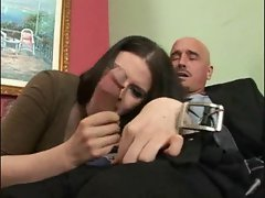 Cheating husband bangs his slutty wife