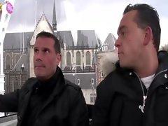 Amsterdam tourist convinced to go fuck